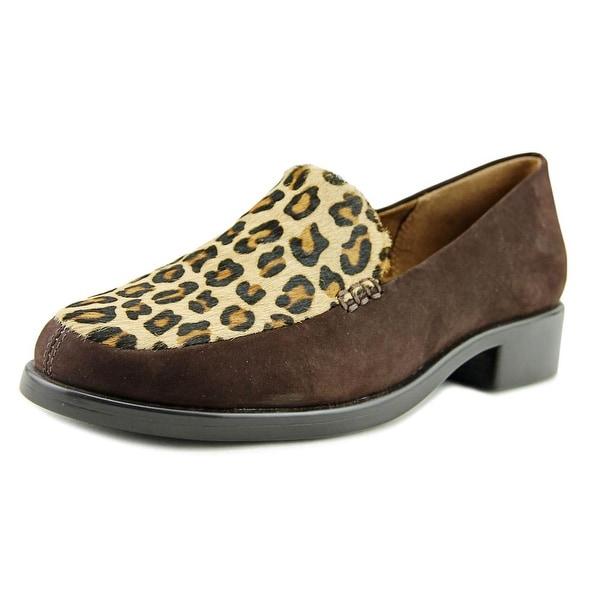Aerosoles Wish List Women Leopard Tan Loafers