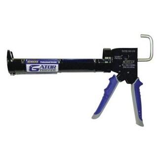 Newborn 915-GTR Gator Trigger Professional Caulk Gun, 1/4 Gallon