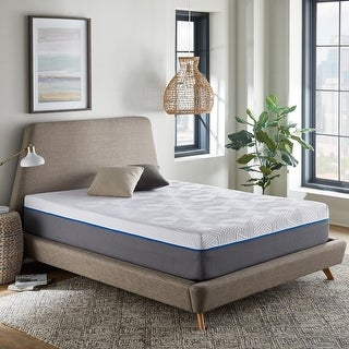 Link to 12-Inch Memory Foam Mattress, Firm Feel, Copper Infused Foam Similar Items in Mattresses