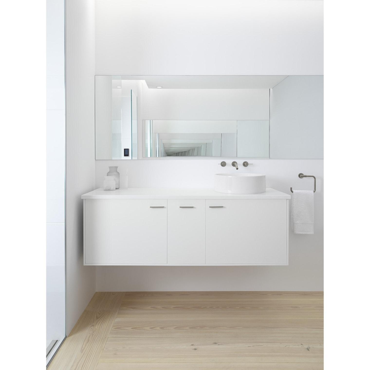Kohler K 99548 Jute 60 Vanity Cabinet Only Wall Mounted Floating Overstock 17774551
