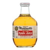 Martinelli's Apple Juice - Case of 12 - 25.4 Fl oz.