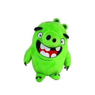 """Angry Birds Movie 11"""" Talking Plush: Pig - multi"""