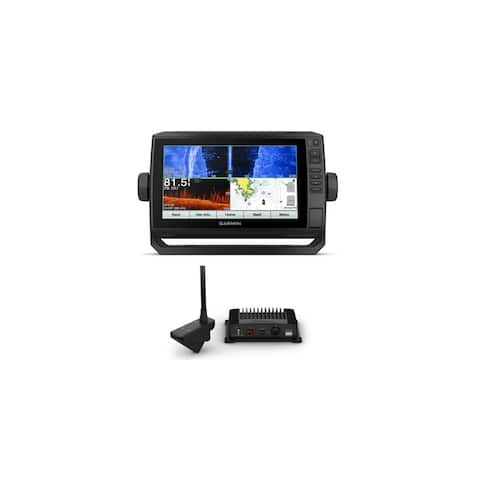 Garmin ECHOMAP Plus 94sv w/ GT51M-TM Transducer and Panoptix LiveScope System