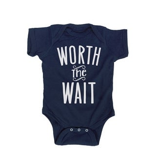 Worth The Wait-Infant One Piece