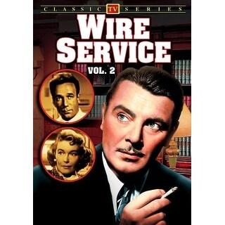 Lost TV Classics: Wire Service Vol 2 [DVD]
