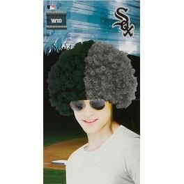 Chicago White Sox Wig MLB Baseball Halloween Accessory