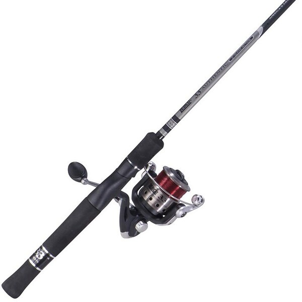 Zebco 33 S 602M Spinning Combo W/8#