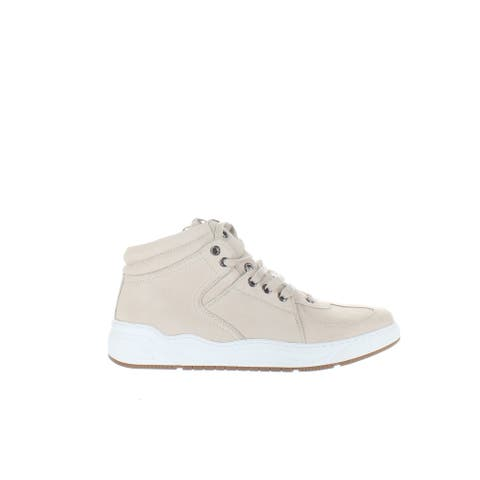 Johnston & Murphy Mens Gleason Natural Fashion Sneaker Size 9