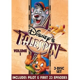 Talespin - Vol. 1-Talespin [DVD]