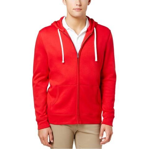 Club Room Mens Fleece Hoodie Sweatshirt