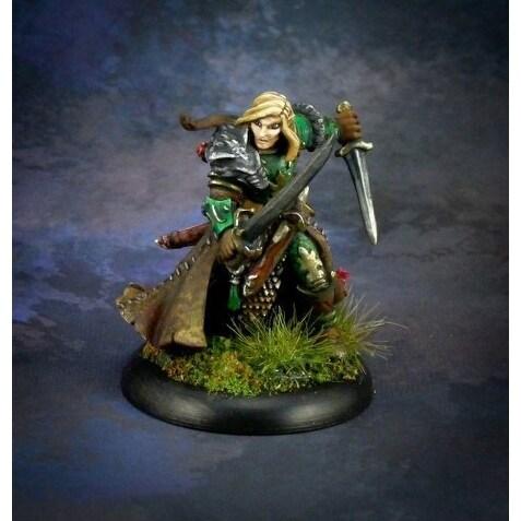 Reaper Miniatures Aravir, Elf Ranger #03763 Dark Heaven Legends Unpainted Figure
