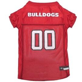 Collegiate Georgia Bulldogs Pet Jersey