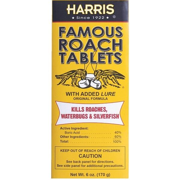 Harris 6 Oz Roach Tablets