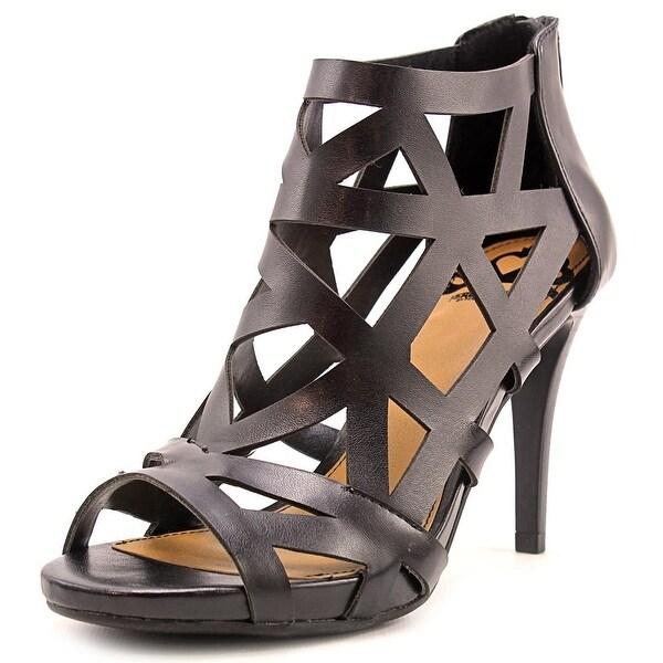 Fergalicious Histeria Women Black Sandals