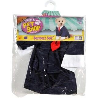 Rubie's Business Suit Pet Costume-Extra Large