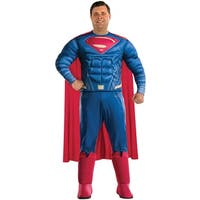 Plus Size Adult Superman Costume