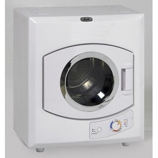 Avanti Clothes Dryer 110V Compact Design - White - D110 1IS