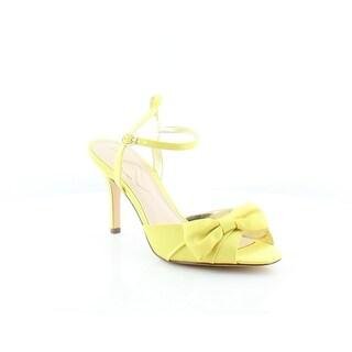 Nina Vashti Women's Heels Canary Yellow (More options available)