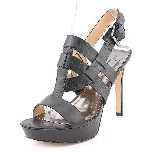 Marc Fisher Stanley Black Sandals
