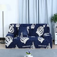 Unique Bargains Home Decor Polyester Stretch 1/2/3 Seats Sofa Slipcovers