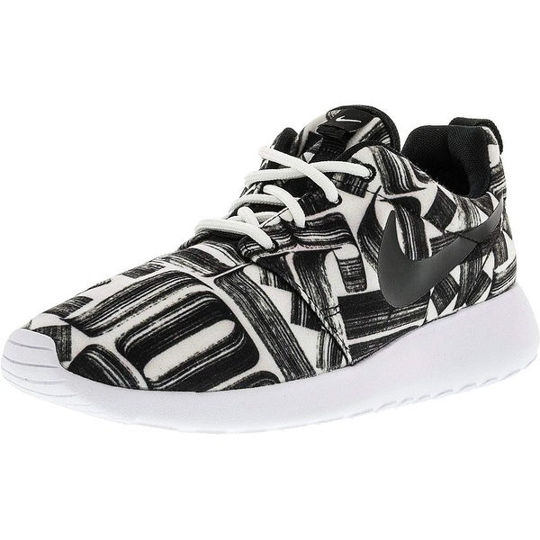 7cb98c7d0abf Shop NIKE Women s Roshe One Print Ankle-High Fabric Running Shoe - 10 -  Free Shipping Today - Overstock.com - 25752480