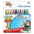 Toy Story 12 pack wax crayons (10554A) - Thumbnail 0