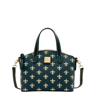 Dooney & Bourke NFL Saints Ruby (Introduced by Dooney & Bourke at $168 in Aug 2017)