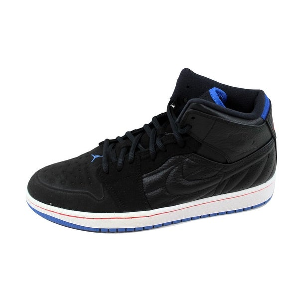 meet 03422 5853e Nike Men  x27 s Air Jordan 1 Retro   x27 99 Black. Click to Zoom