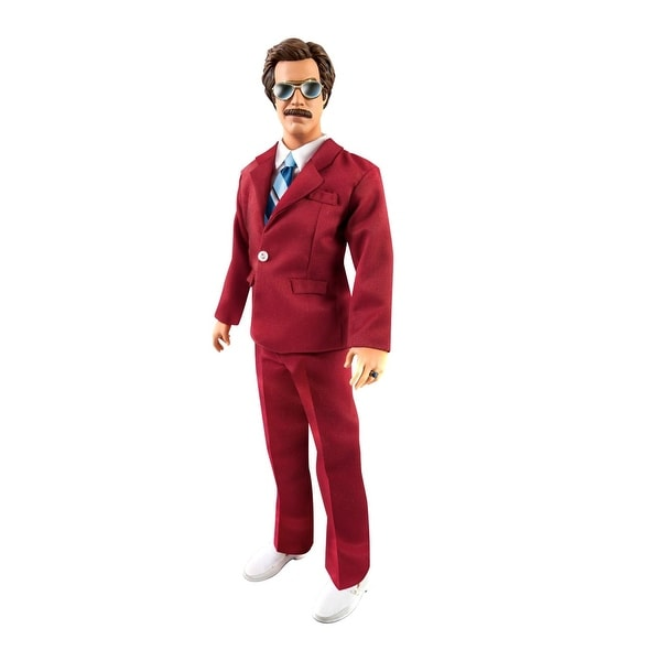 "Anchorman 13"" Talking Action Figure: Ron Burgundy - multi"