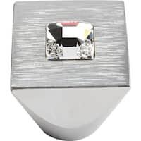 Atlas Homewares 3195 1 Inch Square Cabinet Knob