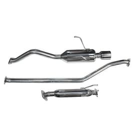 Pilot Automotive 01-04 Civic EX 2 Dr exhaust 0