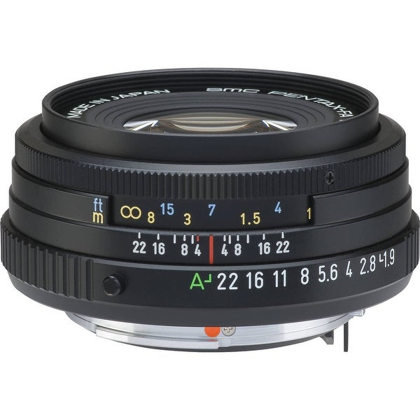 Pentax smc PENTAX-FA 43mm f/1.9 Limited Lens (Black) - black