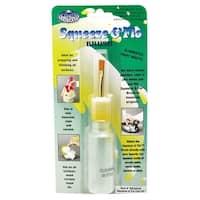 Royal Brush Squeeze & Flo Flat Golden Taklon Paint Brush, 3/4 Inch