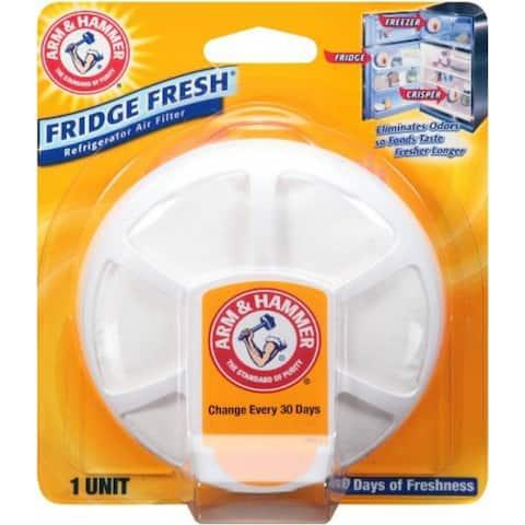 Arm & Hammer 01710 Fridge Fresh Refrigerator Air Filter