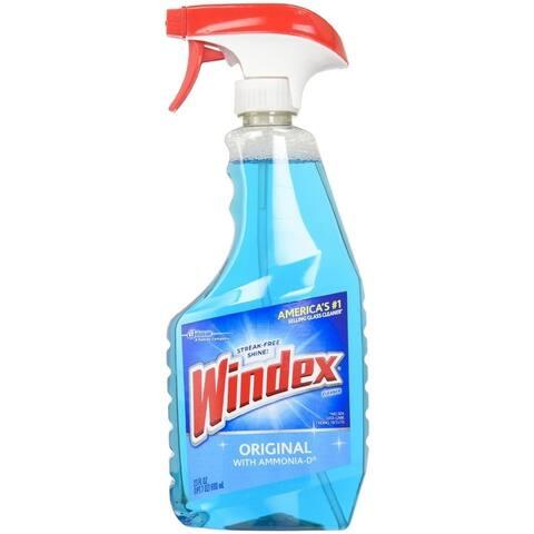 Windex 70343 Original Glass Cleaner, 23 Oz