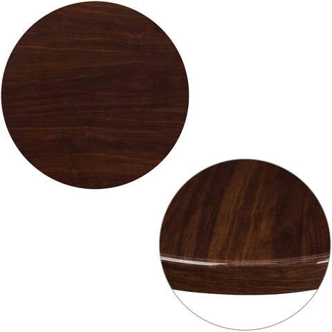 24RD Hi-Gloss Resin Table Top