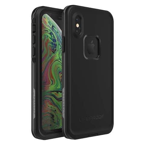 Lifeproof FRE SERIES for Apple iPhone Xs - Asphalt (Black/Dark Grey) - Black