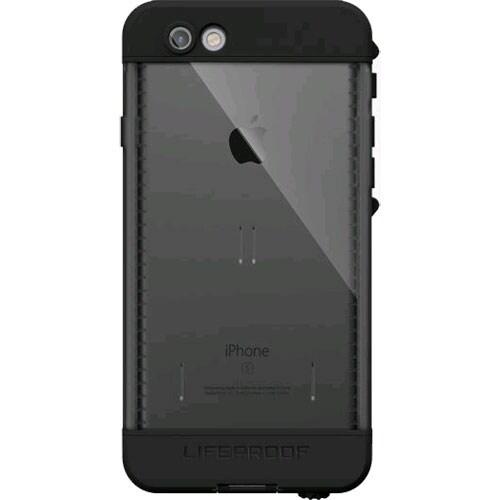 LifeProof Nuud WaterProof Case for Apple iPhone 6s - Black