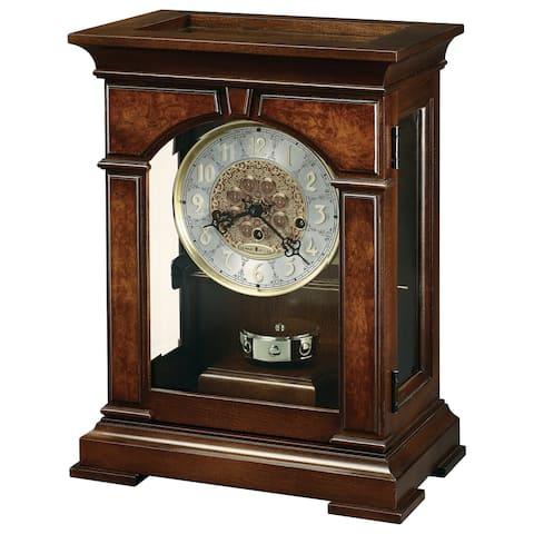 Howard Miller Emporia Classic Cherry Mantel Clock