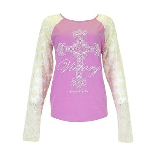 Cowgirl Tuff Western Shirt Womens Long Sleeve Victory Lace Pink 100095 https://ak1.ostkcdn.com/images/products/is/images/direct/d0352c55bbc7f24788b815cfc965a8754169a854/Cowgirl-Tuff-Western-Shirt-Womens-Long-Sleeve-Victory-Lace-Pink-100095.jpg?_ostk_perf_=percv&impolicy=medium