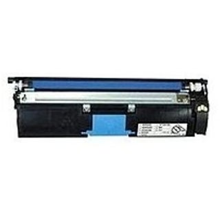 Konica Minolta 1710587-003 Toner Cartridge for Magicolor 2400W, (Refurbished)