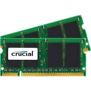 Crucial CT2K2G2S800M Crucial 4GB DDR2 SDRAM Memory Module - 4 GB (2 x 2 GB) - DDR2 SDRAM - 800 MHz DDR2-800/PC2-6400 - 1.80 V -|https://ak1.ostkcdn.com/images/products/is/images/direct/d035dae2f832bf3f3823dfdf175931a17217dcb2/Crucial-CT2K2G2S800M-Crucial-4GB-DDR2-SDRAM-Memory-Module---4-GB-%282-x-2-GB%29---DDR2-SDRAM---800-MHz-DDR2-800-PC2-6400---1.80-V--.jpg?impolicy=medium