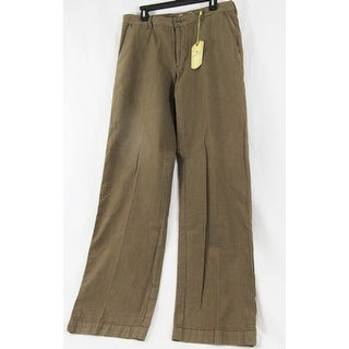 Tommy Bahama Chocolate Color Khaki Size 34X32 Pants