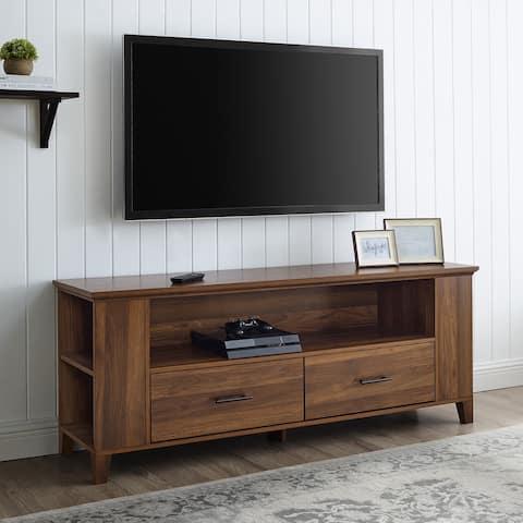 Porch & Den 59-inch Storage TV Stand Console