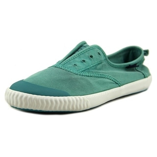 Sperry Top Sider Sayel Clew Ox Women Round Toe Canvas Sneakers