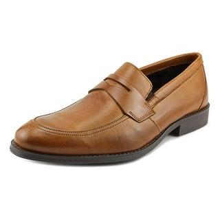 Stacy Adams Roswell Men W Round Toe Leather Brown Loafer