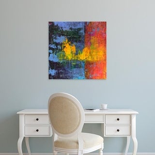 Easy Art Prints Elena Ray's 'Hifi Abstract VI' Premium Canvas Art