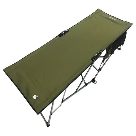 Wolftraders Turbocot Deluxe Quick Collapsing Camping Cot