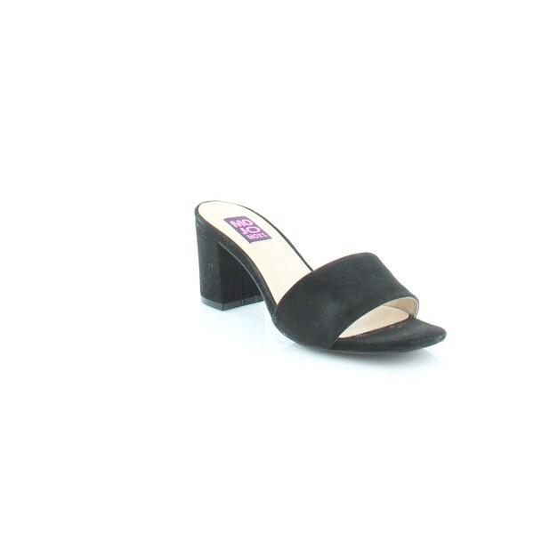 Dolce Vita Ceci Women's Heels Black - 6.5