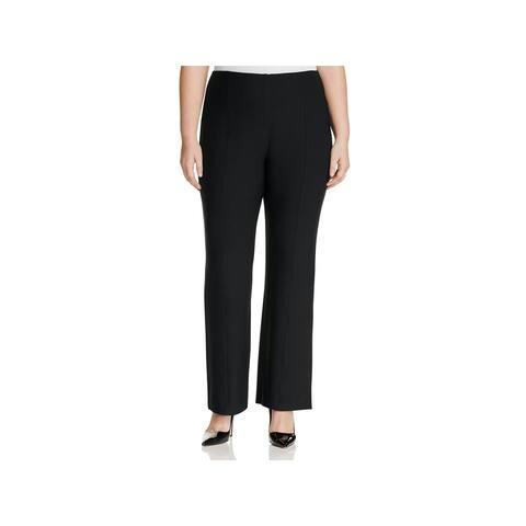 Lysse Womens Plus Madison Pants Straight Fit High-Waist